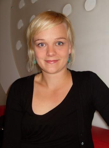 Ingvild Reymert fra Norsk Studentunion