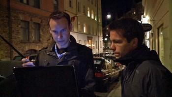 Dan Egerstad hacker et nettverk