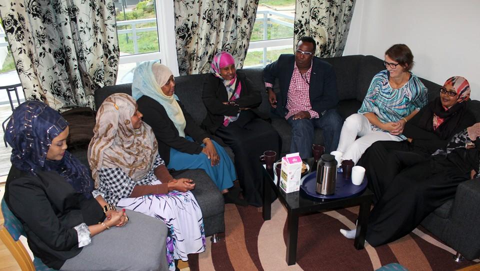 muslimske kvinner escortejenter i telemark