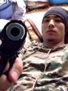 Sanchez Hammer med våpen
