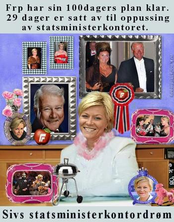 Sivs statsministerkontor