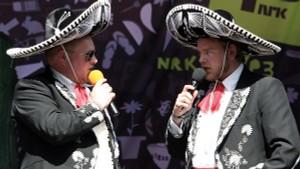 Radioresepsjonen på Hovefestivalen
