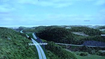 Statens vegvesen presenterte i dag det som trolig blir endelig trasevalg for ny E18 mellom Arendal og Tvedestrand. Interesseforeningen for bevaring av bymarka i Arendal er kritisk til løsningen.