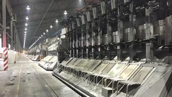 I nesten fire timar var det mørkt på aluminiumsverket i Årdal fredag.