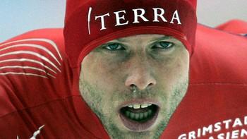 Eskil Ervik på 10 000 meter i Moskva