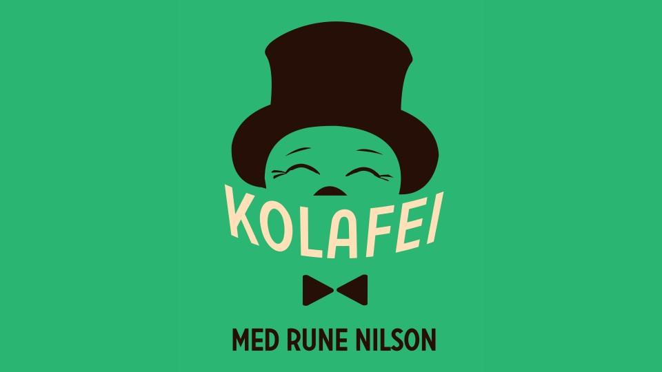 Kolafei med Rune Nilson