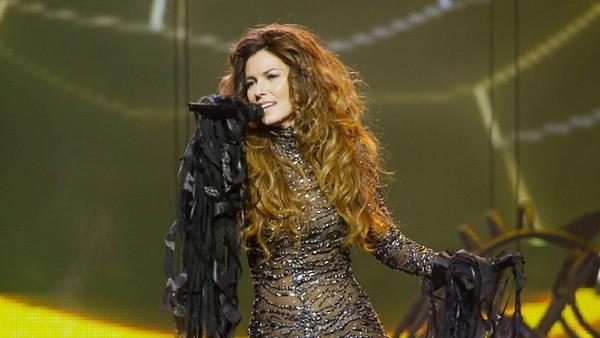Shania Twains gedigne comeback