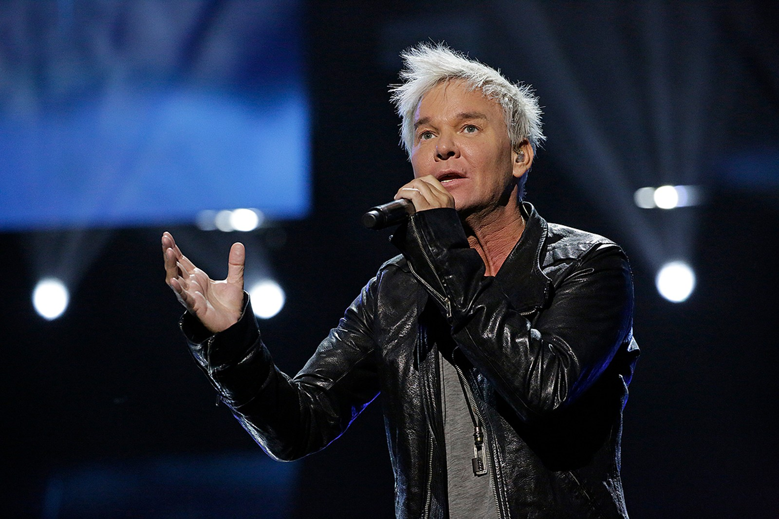 "Kristian Valen sang om sin vanskelige tid med låten ""You & I"""