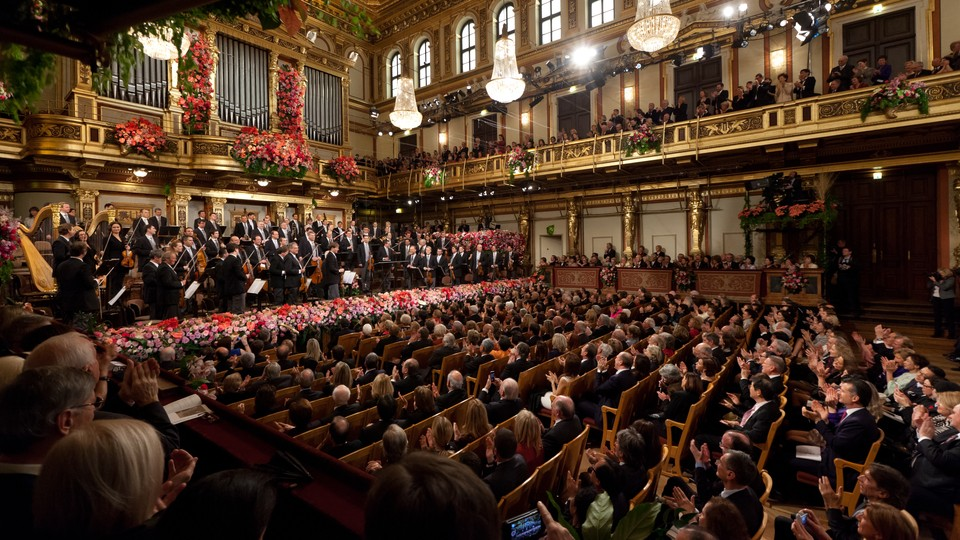 Enkelt parti Wien fredag