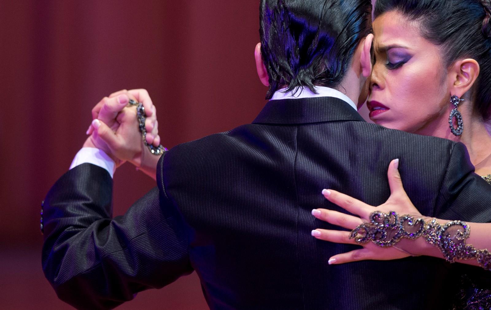 Liliana Macchiabello og Alejandro Triunveri fra Colombia deltok denne uka i VM i tango. Arrangementet fant (selvsagt) sted i Buenos Aires, Argentina.