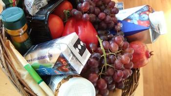 Antioksidantrik diett