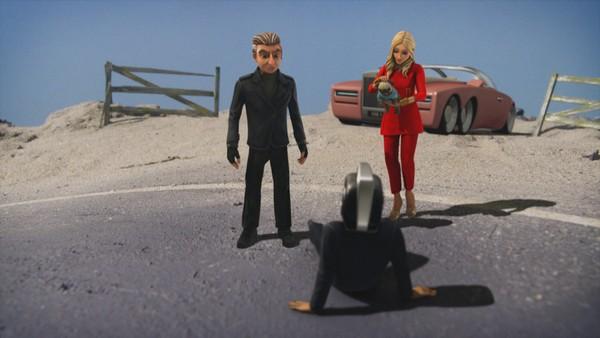 Penelope og Parker på oppdrag