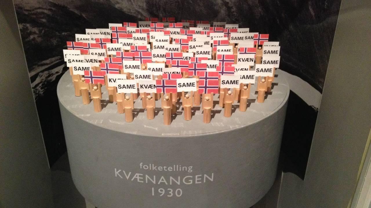 Folketelling Kvænangen 1930, Norges arktiske universitetsmuseum