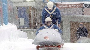 Mester mot legende i vintersport