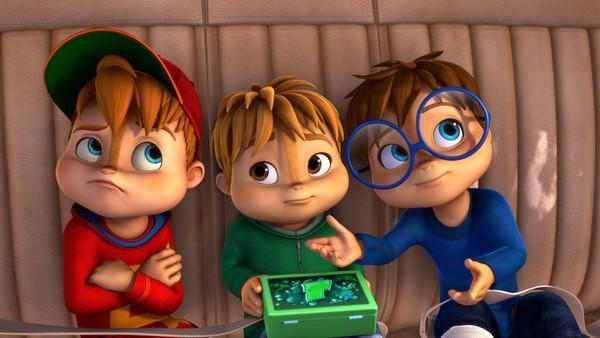 Amerikansk animasjonsserie.Bli med de syngende ekornene Alvin, Simon, Theodore og gjengen på morsomme eventyr.