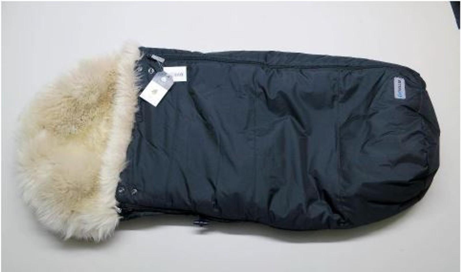 I denne typen skinnpose fra Troller, kjøpt på Rudo, ble det funnet Dietylheksyl-ftalat (DEHP) som kan skade forplantningsevnen og gi fosterskader.