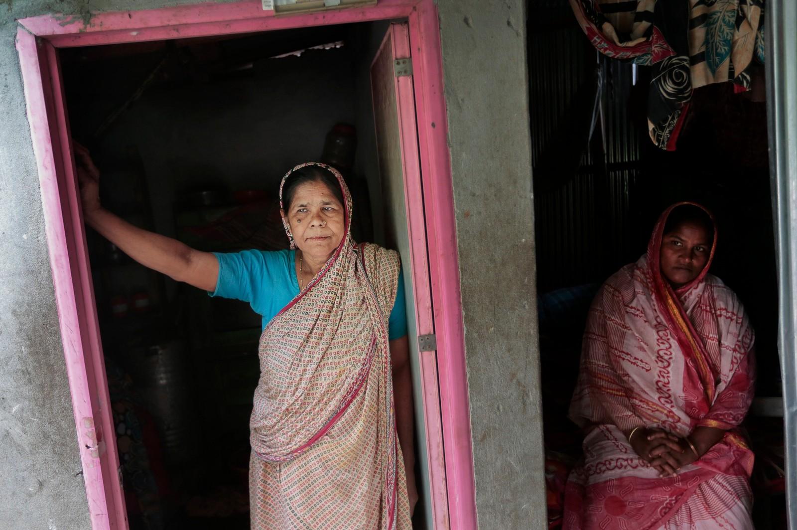 Rashida Begum har drukket arsenikkforgiftet vann i årevis.