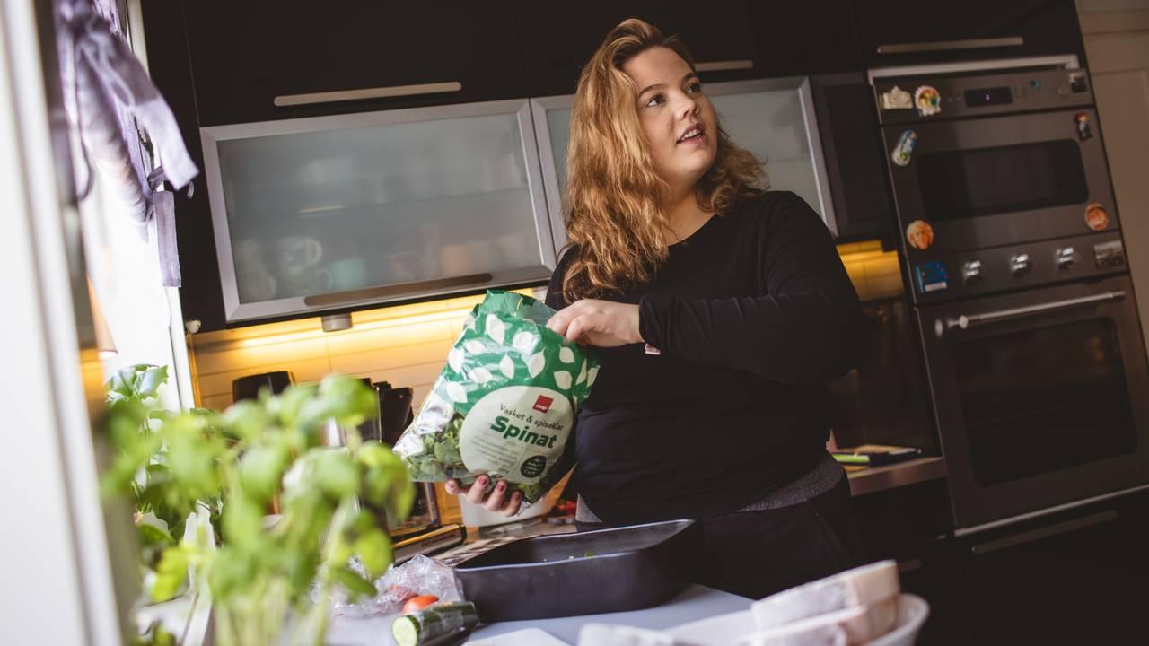 Sonja Iren lager mat