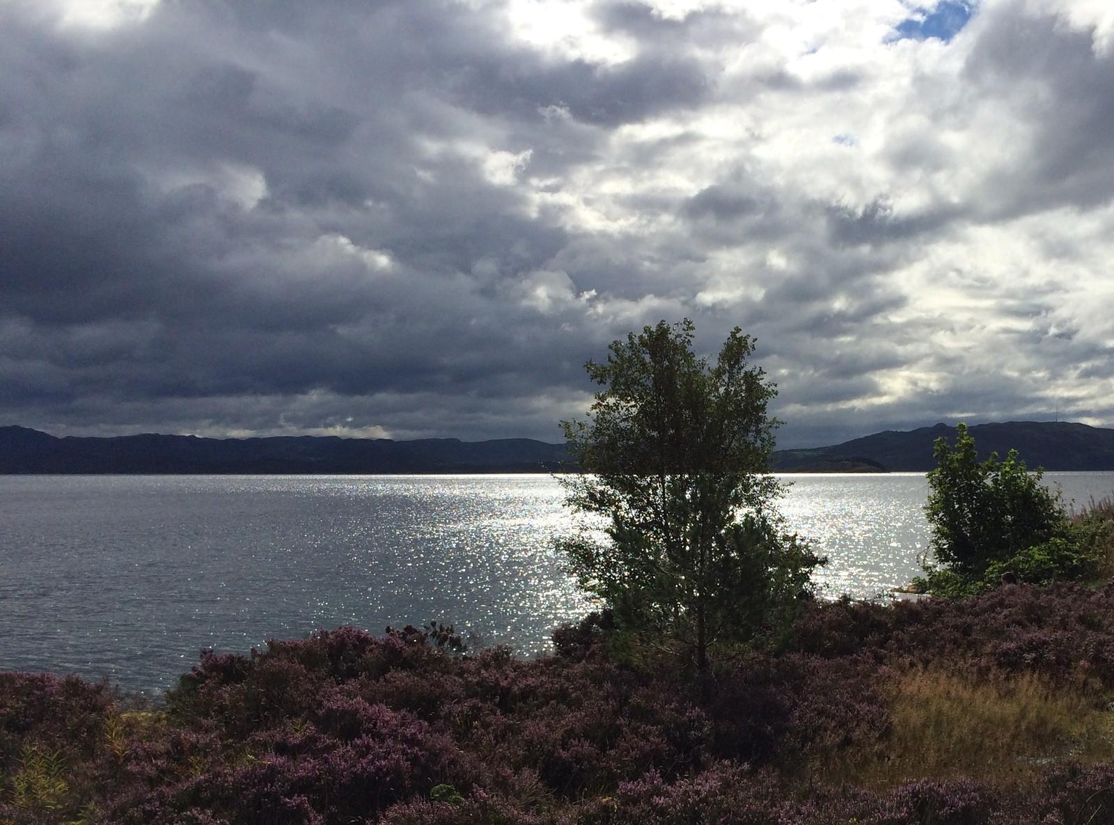Gandsfjorden sett fra Ormøy i Stavanger.