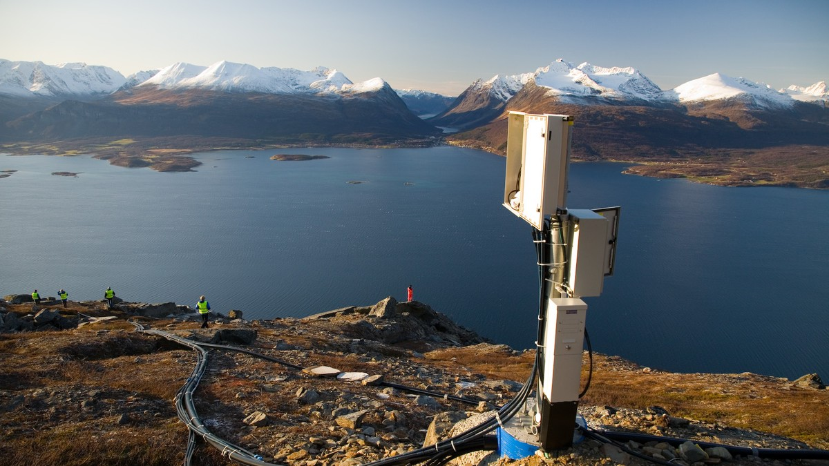 Nordnesfjellet - Foto: Tor Even Mathisen