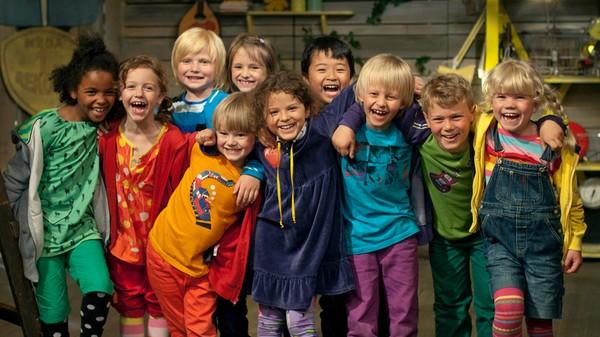 Barnas eget supershow! For og med barn.