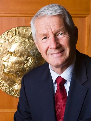 Thorbjørn Jagland er leder av Nobelkomiteen