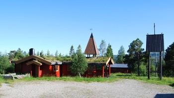 Søvasskjølen fjellkirke