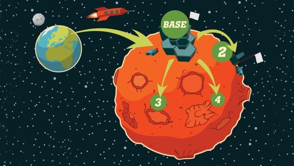 Vil reise til Mars – for alltid