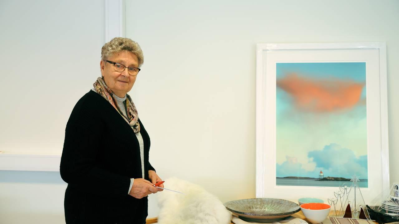 Ellen Jorunn Nordheim i NMS