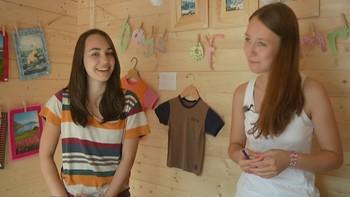 Prosjektet i Åndalsnes skal fremje grunderånden. Vi har besøkt butikken Days of Summer.