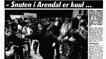 Dagbladet 17. april 1989