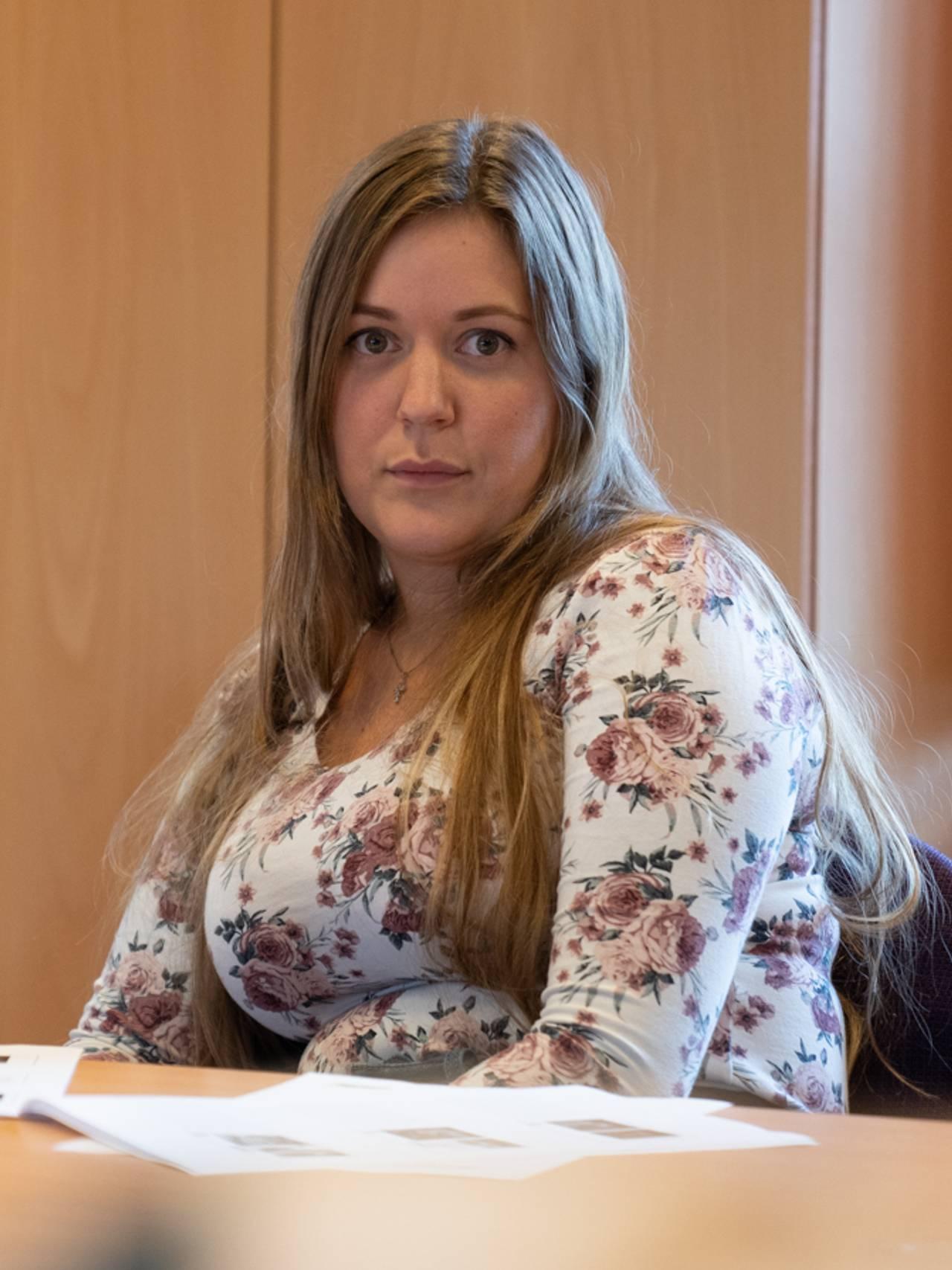 Anita Kristine Lindeboom og Malene Haugland Sørlie