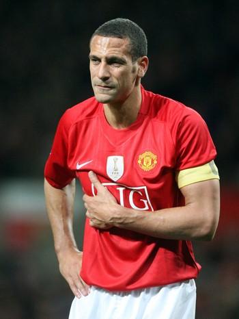 Manchester Uniteds Rio Ferdinand