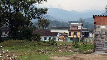Landsbyen San Carlos, Colombia