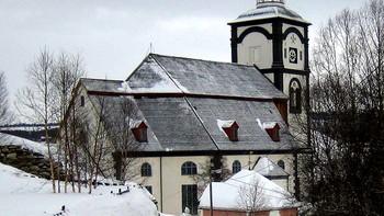 Røros kirke - Bergstaden Ziir