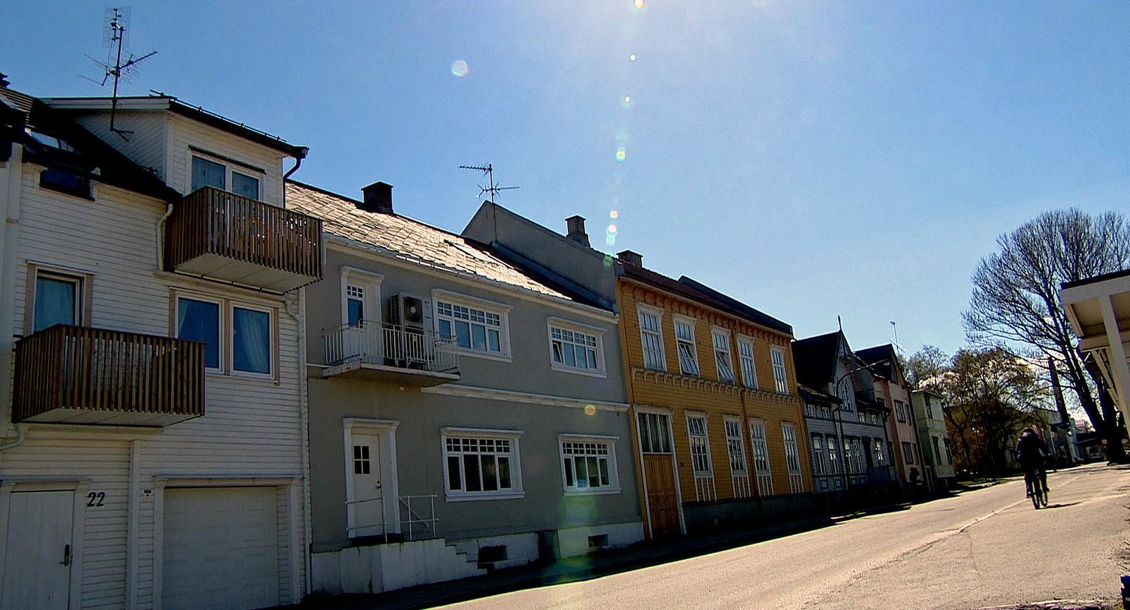 17.06 Sjøgata, Levanger