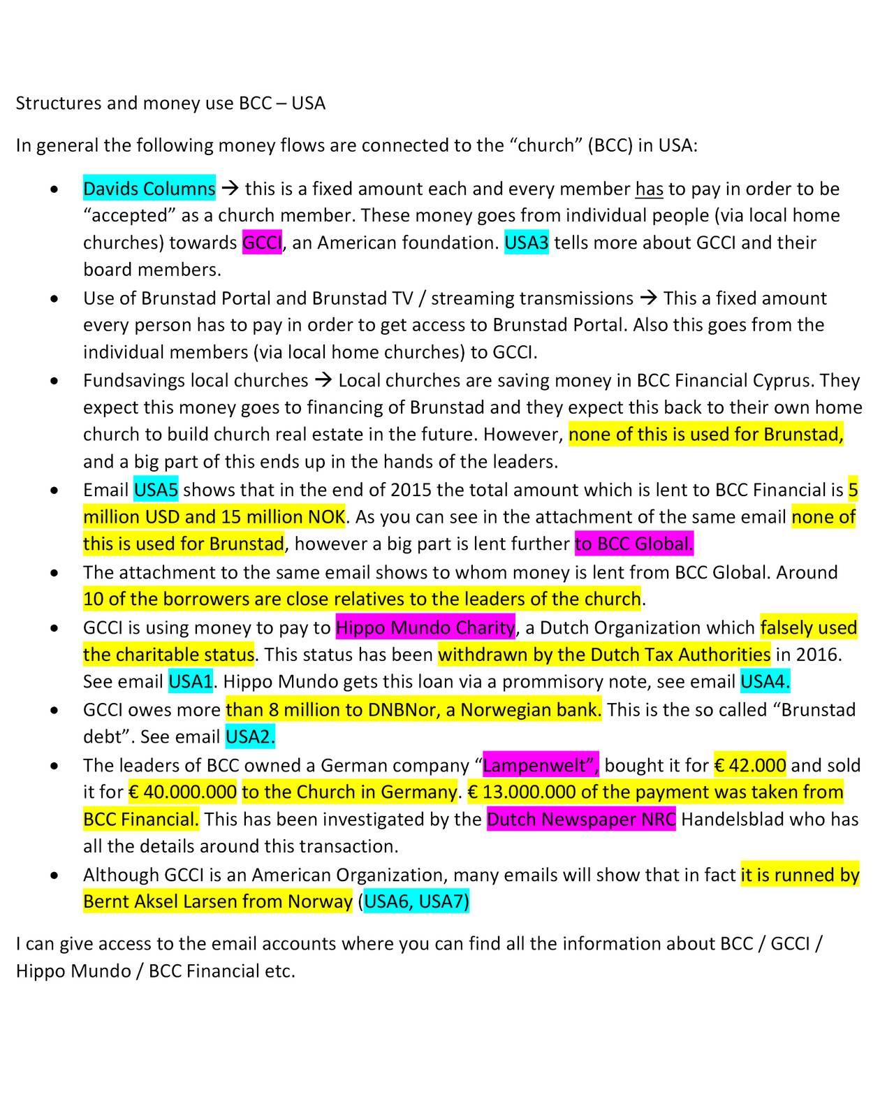 Dokument fra Psy-group