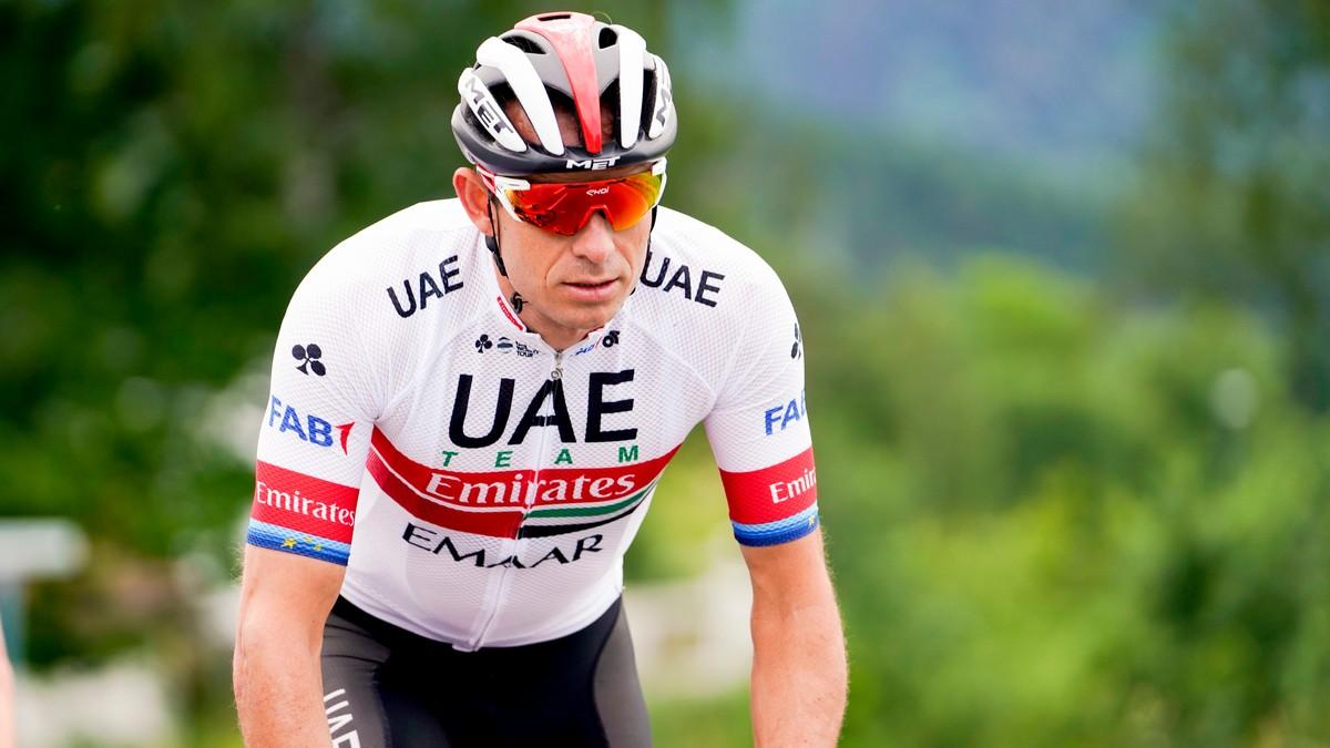 Kristoff sykler Tour de France