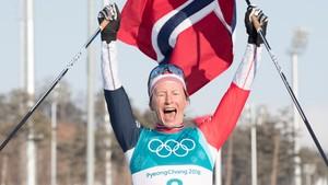 En hyllest til Marit Bjørgen