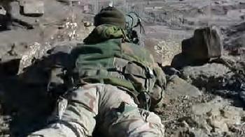 Marinejeger i Afghanistan