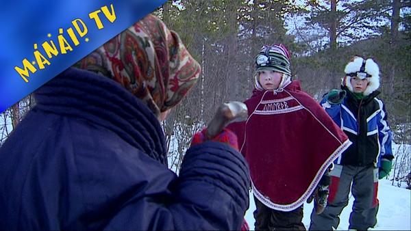 Samisk barneserie