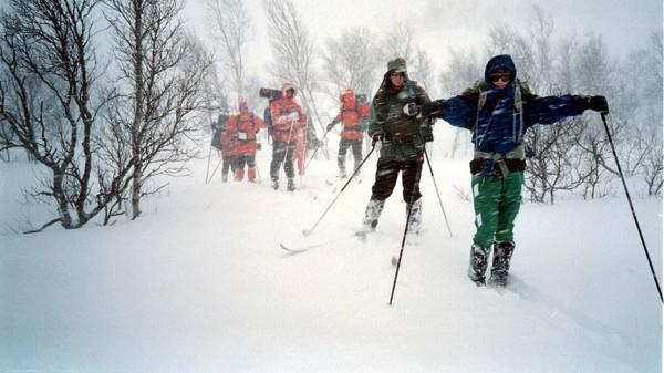 Det er typisk norsk å være opptatt av været