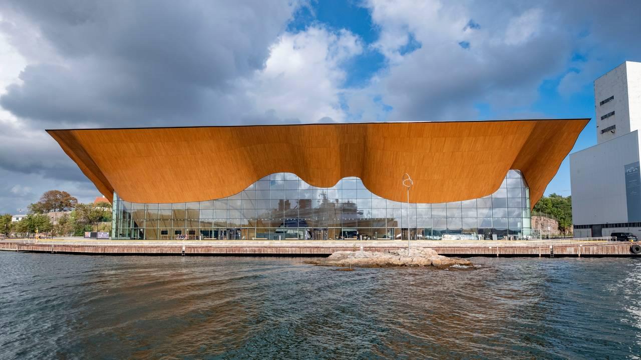 Kilden Teater og Konserthus i Kristiansand.