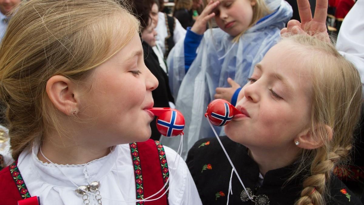 17. mai i Florø - Foto: Truls Kleiven