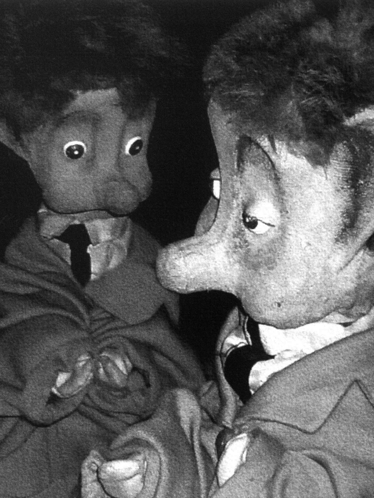 Skummel Og Skrudd Barne Tv Arkiv