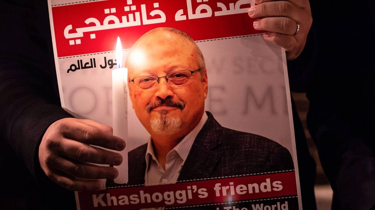 Journalist Jamal Khashoggi ble drept på konsulatet til Saudi Arabia i Istanbul i 2018.