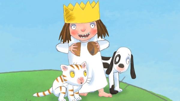 Britisk animasjonsserie om en liten prinsesse.