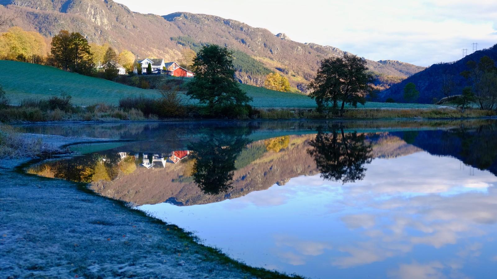 Gjerdesdalen, Vindafjord.