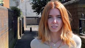 Stacey Dooley: Skutt av naboen