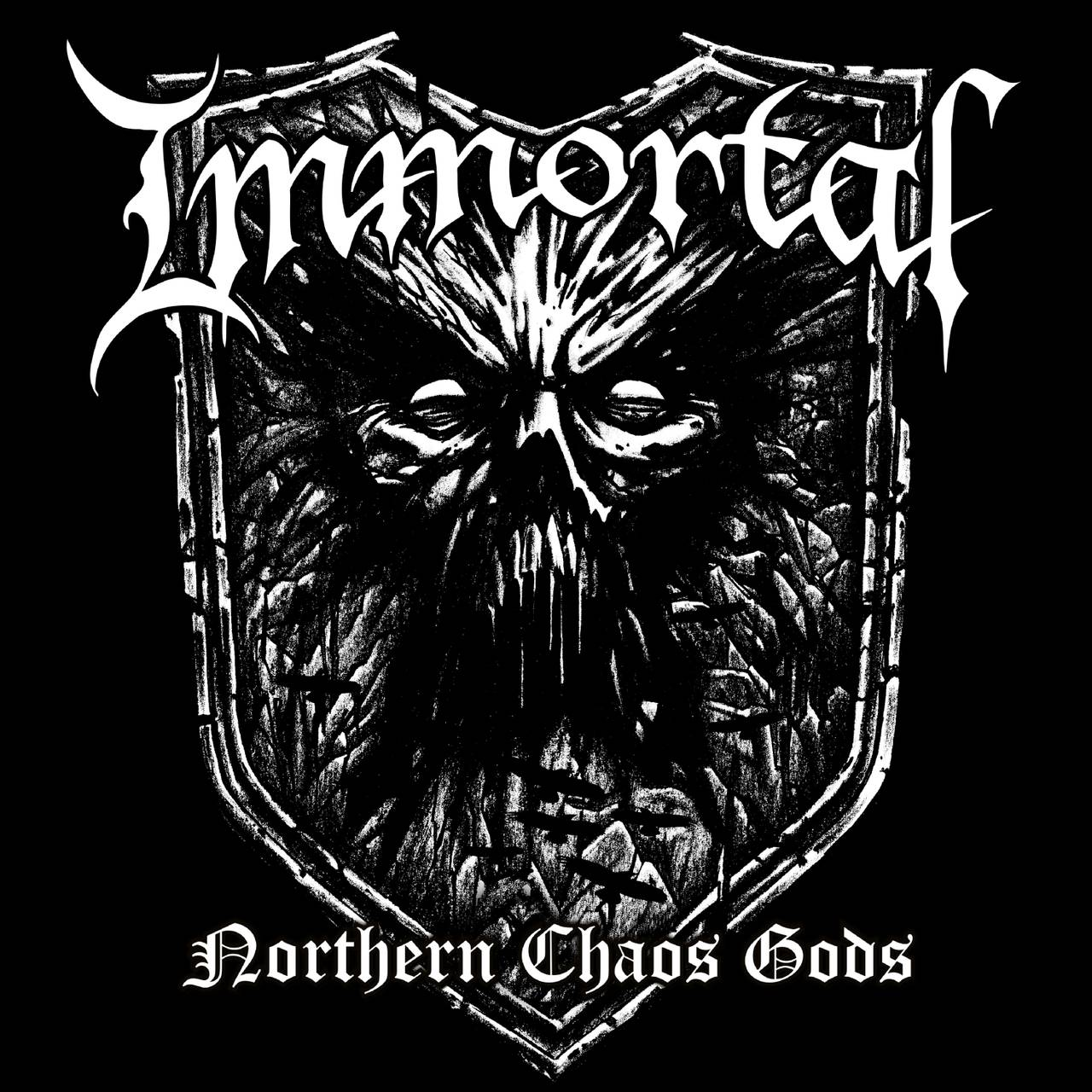 Immortal-coveret til Northern Chaos Gods.
